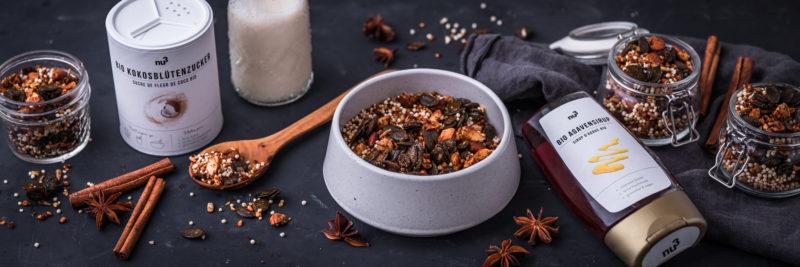 Knusper-Granola Rezept für den gesunden Start in den Tag
