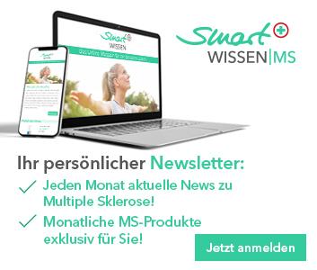 Newsletter anmelden Multiple Sklerose